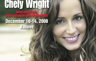 Chely Wright tearsheet