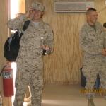 Joe Nichols in Iraq - 2009