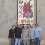 Marshall Tucker Band in Iraq in 2011